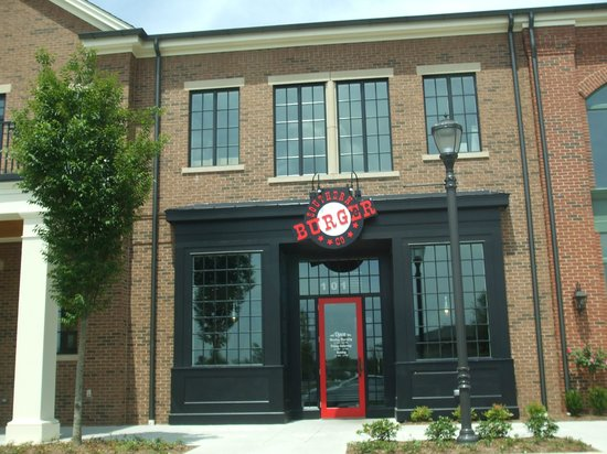 Southern Burger Co Front Door Picture Of Southern Burger Co Chattanooga Tripadvisor