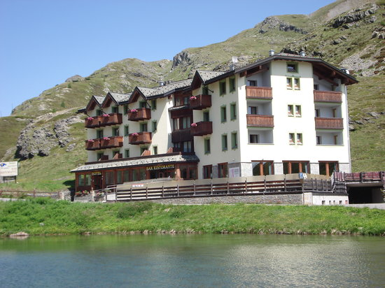 Photo of Hotel Interalpen Valdidentro