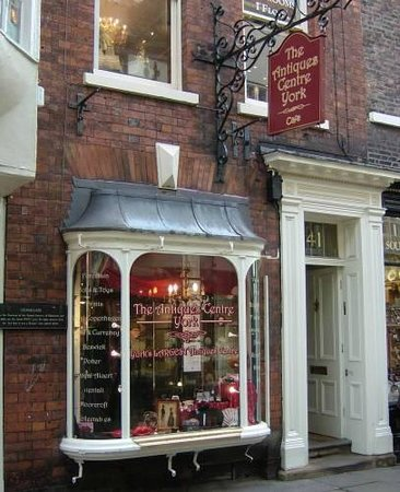 The Antiques Centre York