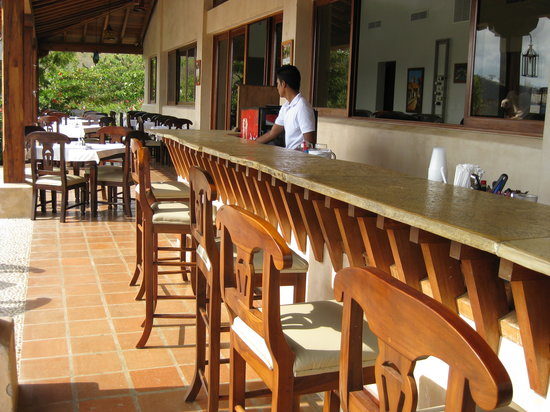 Villas de Palermo Hotel & Resort: The restaurant, pool and bar are open throughout the day and night