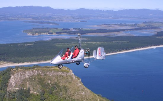 Gyrate NZ - Day Tours