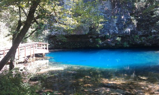 Blue Spring 12 Miles East Of Eminence Missouri Picture