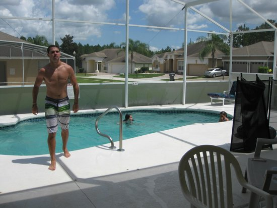 Pool - Picture Of Davenport  Central Florida