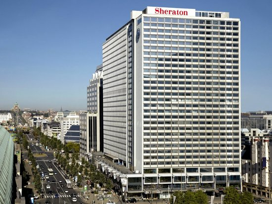 Photo of Sheraton Brussels Hotel Saint-Josse-ten-Noode