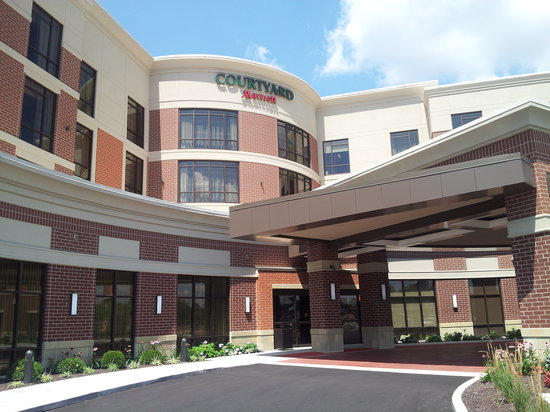 Courtyard by MarriottCincinnati Midtown/Rookwood
