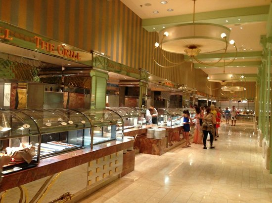 wynn casino buffet