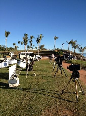 Broome's Astronomy Experience