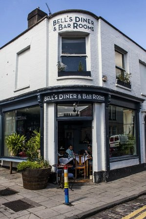 Bell S Diner Bar Rooms Bristol