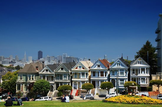 Alamo Square San Francisco Bed And Breakfast
