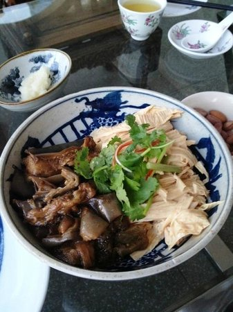 Appetizer eggplant with soft beancurd too saltish for Seashell fish chicken chicago il