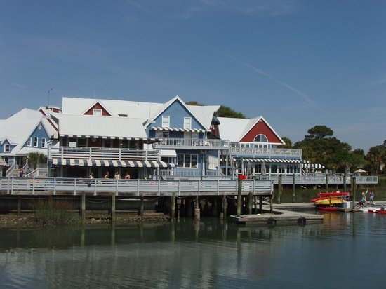 Wreck Of The Salty Dog Hilton Head Restaurant Reviews