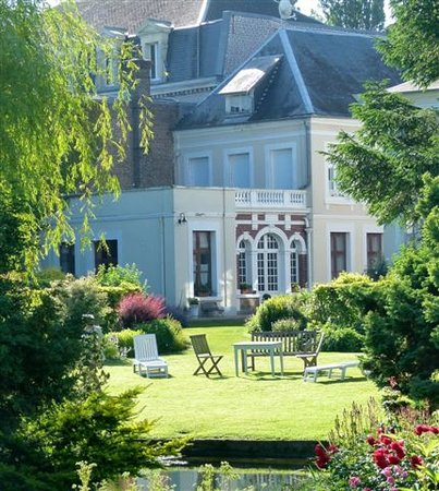 au jardin des deux ponts abbeville france b b reviews