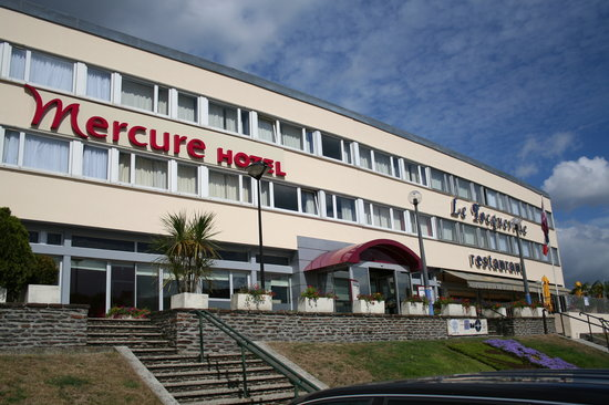 MERCURE SAINT LO 2M