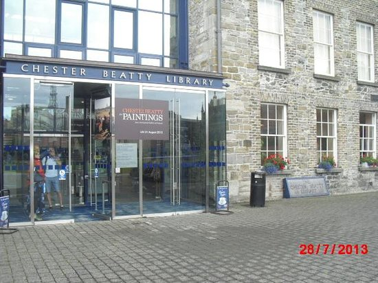 Hotels Near The National College Of Ireland