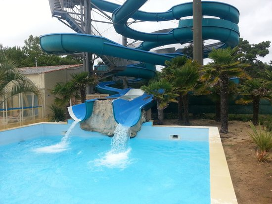 Aquatique Club Camping La Pinede