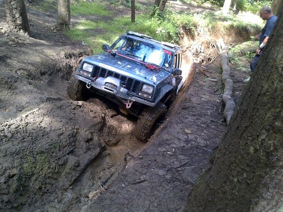 Parkwood Off Road Driving Centre