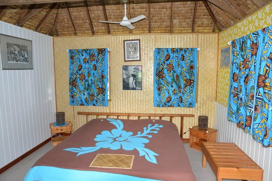 Photo of Pension Au Phil Du Temps Tahaa