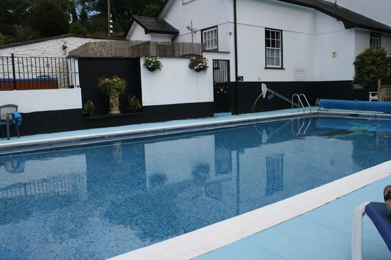 Outdoor Pool Picture Of The Rosemundy House Hotel St Agnes Tripadvisor