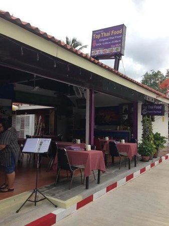 Top Thai Food