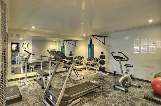 O on Kloof Boutique Hotel & Spa: Gym