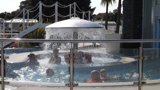 Seaview holiday park haven weymouth dorset - Weymouth campsites with swimming pool ...