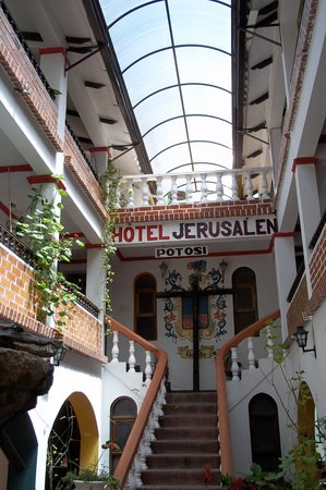 Photo of HI-Hotel Jerusalem Potosi