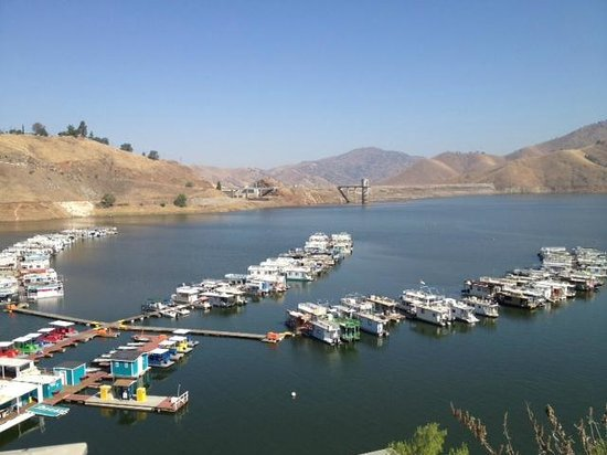 Not sure what river this is picture of lake kaweah for Lake kaweah fishing