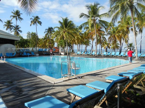 piscine photo de club med la caravelle sainte anne