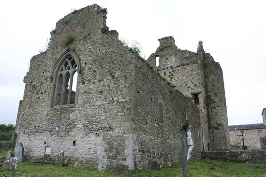 Cahir Abbey