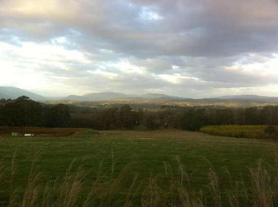 Dalblair Bed and Breakfast: View from windows @ Waters Edge
