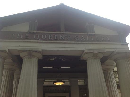 The Queen's Gallery: galleria della regina