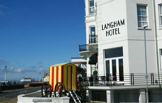 Photo of Langham Hotel Eastbourne