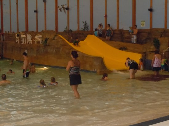 a family trip to grizzly jack water resort Grizzly jack's is an oasis of relaxation and adventure - a destination where water park fun meets natural wonder.