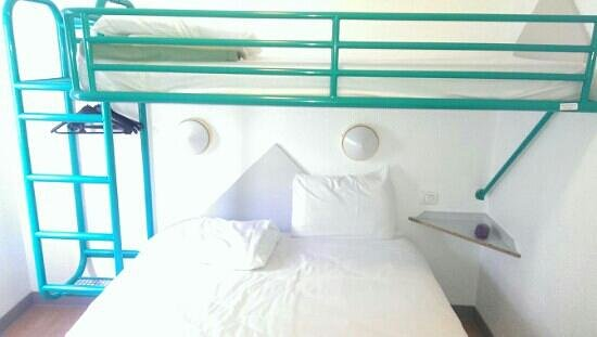 bunk bed sleeps three picture of ibis budget porte d italie est kremlin bicetre