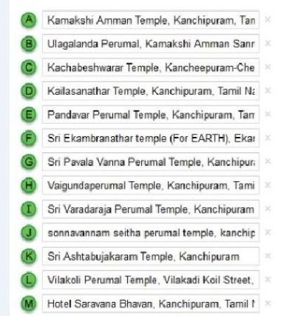 plan a trip google maps with Kanchipuram India 1 Day Trip 15 Temples In Kanchipuram on Jabiru Town further Best Us Transit Apps Iphone Google Maps Moovit Citymapper More furthermore StationInfo NewDorp besides Browse Train Bus And Ferry Routes With New Tr likewise 429585.