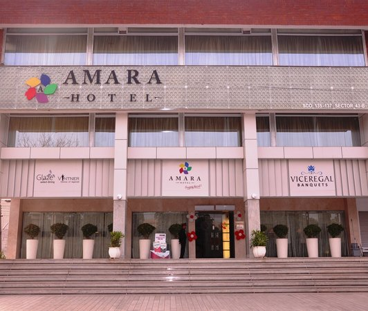 Photo of Amara Hotel Chandigarh