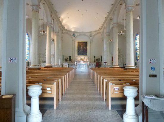 St Joseph S Cathedral Bardstown Ky Paintings