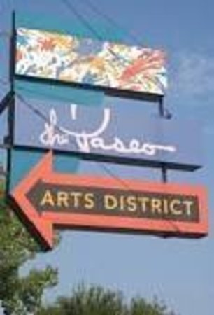 Paseo Arts District