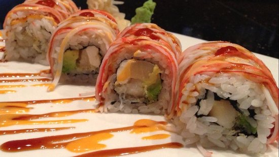 Fin's Japanese Sushi and Grill