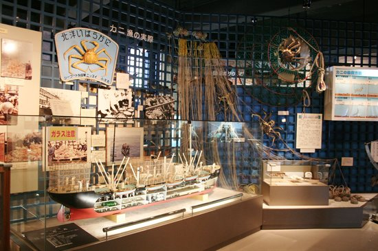 Hakodate City Northern Pacific Fishery's Document Museum