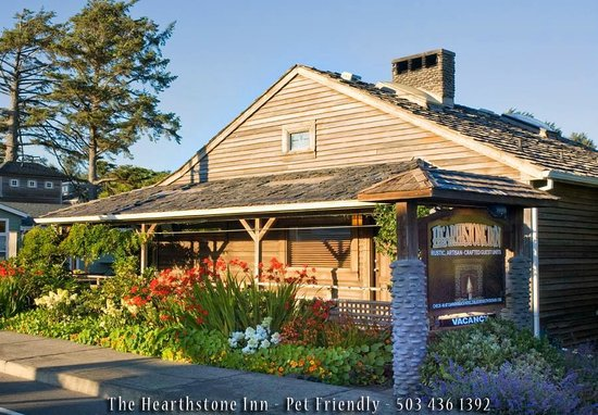 Photo of Hearthstone Inn Cannon Beach