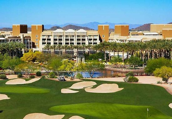 JW Marriott Desert Ridge Resort & Spa Phoenix