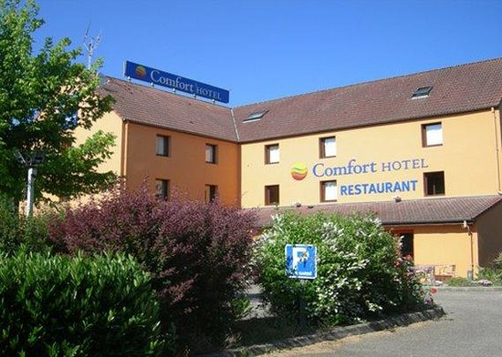 Photo of Comfort Hotel Bourg en Bresse Viriat