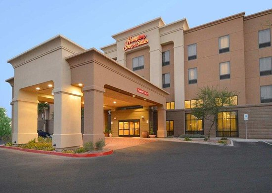 Hampton Inn Suites Las Vegas Airport