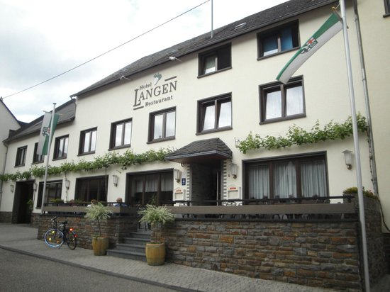Hotel langen germany rhineland palatinate inn reviews for Designhotel pfalz