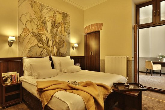 Hotel amber design krakow poland hotel reviews for Design hotel krakow