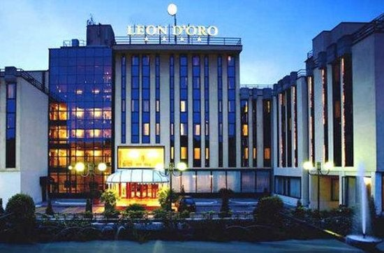 Roseo hotel leon d 39 oro v rone province of verona italie for Meilleur site pour hotel