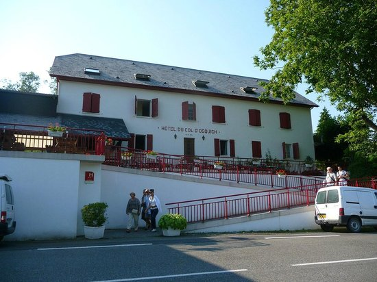 Hotel du Col d'Osquich