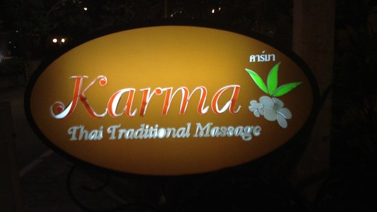 Karma Thai Traditional Massage