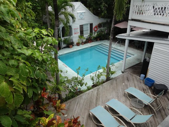 Key West Bed And Breakfast Blue Parrot Inn